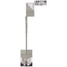 Floor lamps lamps lighting fixtures city lights detroit visual comfort cha 9161pn apothecary floor lamp in polished nickel mozeypictures Gallery