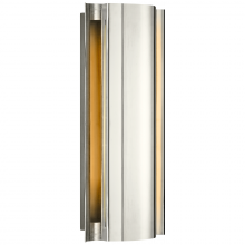 Visual Comfort CHD 2623PN - Jensen Small Wall Wash Sconce in Polished Nickel