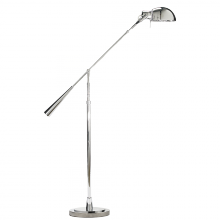 Visual Comfort RL 11170PN - Equilibrium Floor Lamp in Polished Nickel