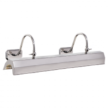 Visual Comfort RL 2699PN - Willoughby XL Picture Light in Polished Nickel